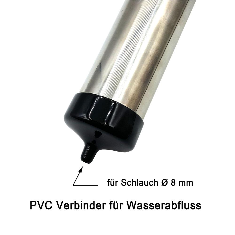 Details zu Rutenhalter Angelruten Ständer Halter Edelstahl Einbau Angelrutenhalter