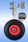 Launching wheels V4A stainless steel with PU wheels Ø260mm