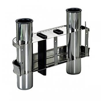 Fishing rod holder 2-way stainless steel