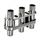 Fishing rod holder 3-way stainless stee